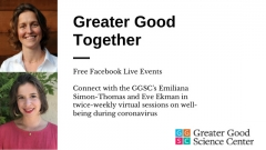 Greater Good Together Image