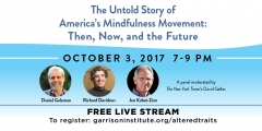 The Untold Story of America's Mindfulness Movement: Then, Now, & the Future Image